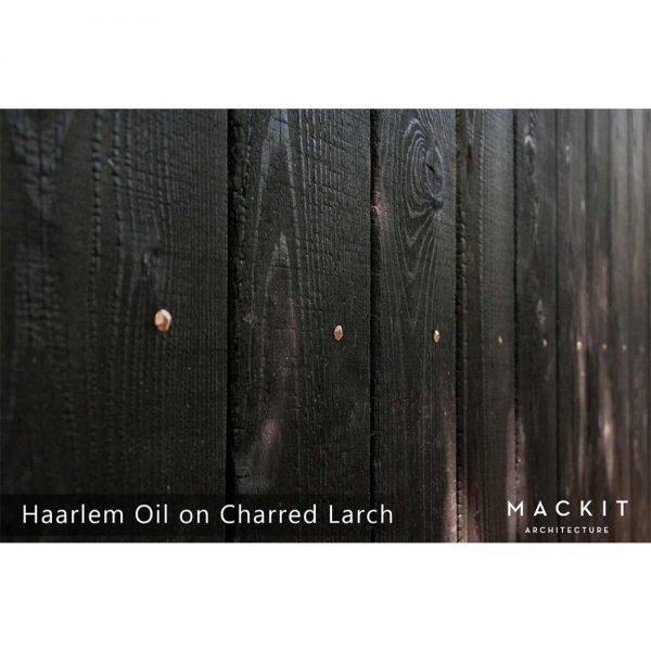 Haarlem Oil on Outside Wall
