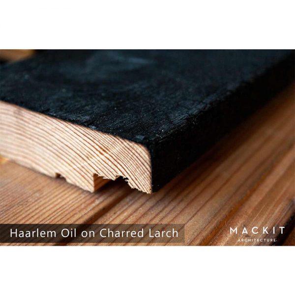 Haarlem Oil on Wood Ends